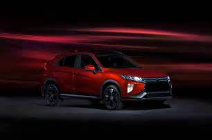 Mitsubishi Eclipes Mitsubishi Eclipse Cross Revealed Automobile Magazine