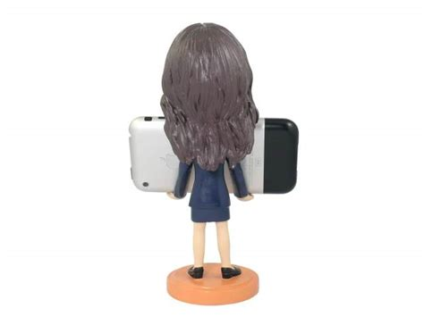 bobblehead holder personalized iphone holder bobblehead for