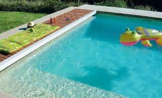 faire soi m 234 me une piscine en bloc b 233 ton 224 bancher