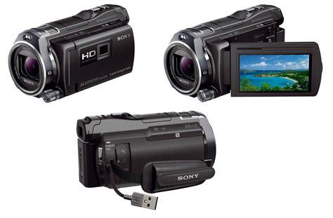 Terbaru Sony Pj 810 Handycam Sony Pj810 sony v roce 2014 novinky z ces 2014 part2 videokamery cz