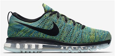 Nike Flyknite Max Made In nike flyknit air max tranquil sneaker bar detroit