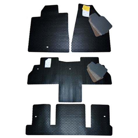 gmc acadia denali all weather floor mats 2007 2017