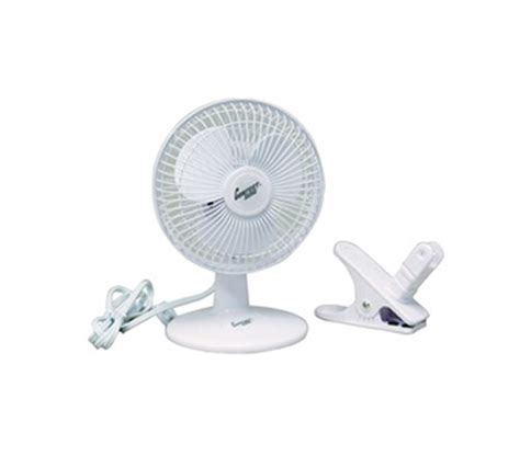Clip Desk Fan by 6 Quot Desktop Fan 2 In 1 Desk Clip Fan Fan