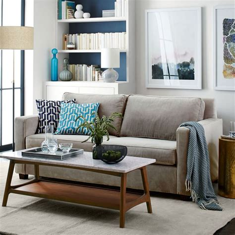 henry sleeper sofa reviews west elm henry sectional reviews 28 images west elm