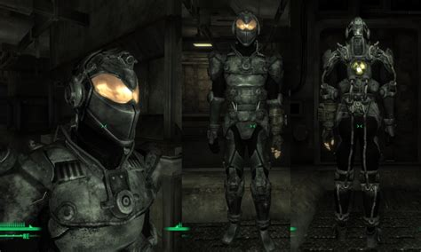 fallout 3 best armour recon armor mkii at fallout3 nexus mods and community