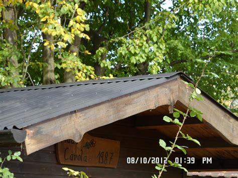 gartenhaus dach erneuern rund ums haus