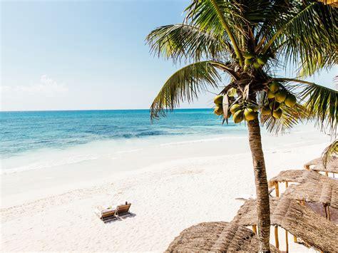 best tulum beaches the best beaches in mexico photos cond 233 nast traveler