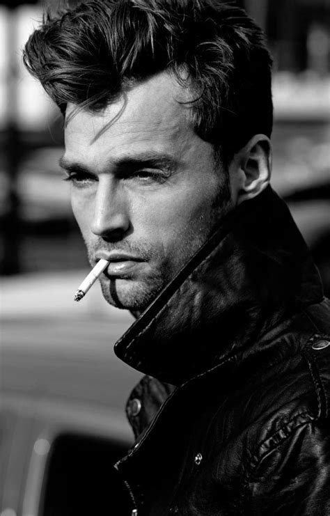 rockabilly male models 88 best man with cigarette smoke images on pinterest