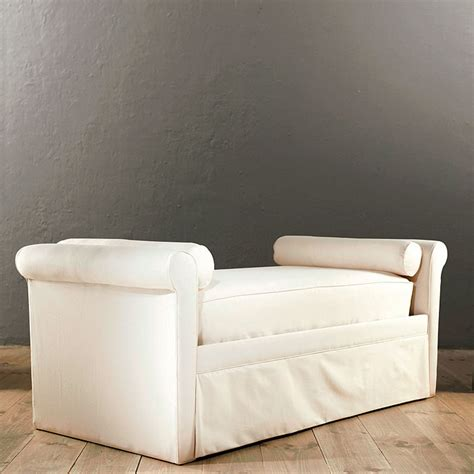 Daybed With Mattress Upholstered Daybed Mattress Cover Ballard Designs