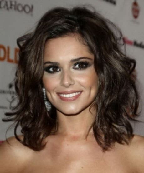 hair cut for curly frizzy hair for shoulder length medium length layered haircuts for curly hair