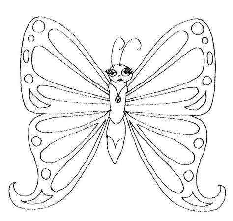 imagenes de mariposas infantiles para imprimir dibujo mariposas para colorear en l 237 nea e imprimir