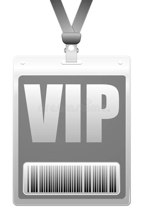 Vip Badge Stock Photography Image 30017772 Vip Name Tag Template