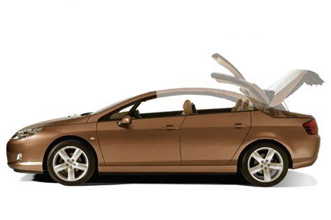 peugeot 4 door gt psa peugeot 407 macarena 4 doors convertible
