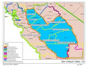 san joaquin california map half a loaf may not be bad the 9th circuit affirms