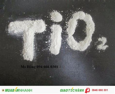 Titan Titanium Dioxide titanium dioxide tio2 s蘯 n xu蘯 t s譯n b盻冲 gi蘯 y titan