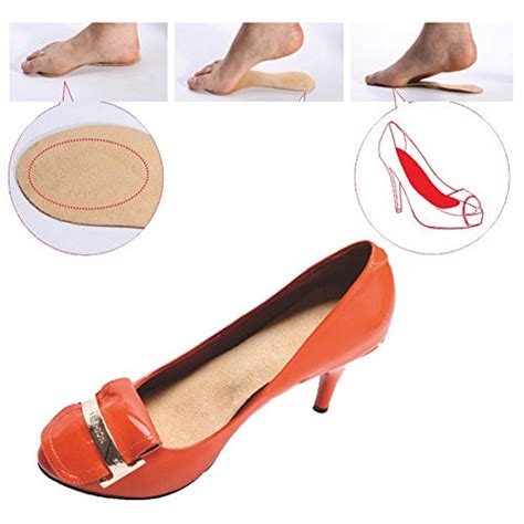 high heels for plantar fasciitis bringsine velvety insole for high heels gel shoe insoles