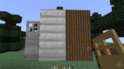 Minecraft Door by Roxas Doors 1 7 10 1 7 2 For Minecraft