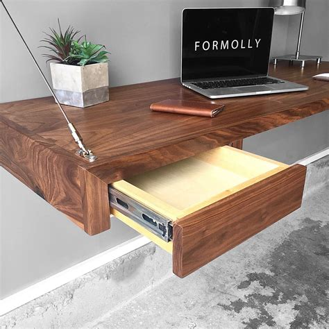 floating desk with drawers floating desk with drawers design decoration