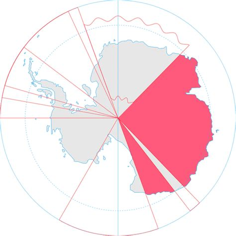 how much land in a section antarctica facts 43 facts about antarctica factslides