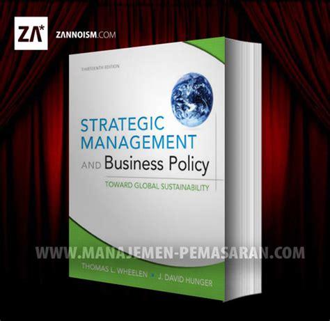 Manajemen Strategis Buku 2 Edisi 12 A Pearce manajemen strategik buku ebook manajemen murah