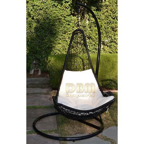 swing lounge chair egg shape wicker rattan swing lounge chair weaved hanging