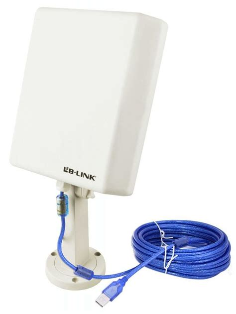 wifi antenna long distance booster wireless     mile  hot spots ebay