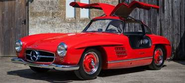 Mercedes 300sl Gullwing Coupe 1955 Mercedes 300sl Coup 233 Gullwing William I Anson Ltd