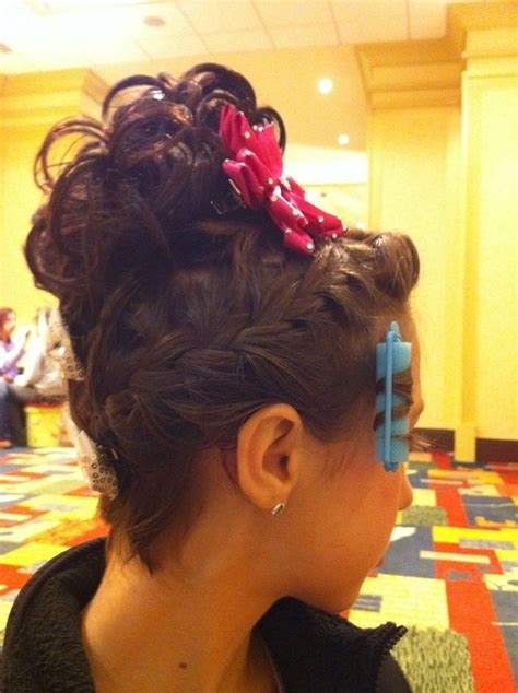 dance small bun with braid hairpiece 1000 images about irish dance hair wigs and headbands on