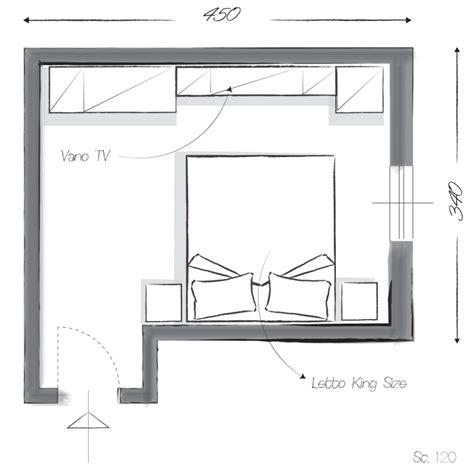 altezza armadio da letto da letto lunga e stretta come arredarla design