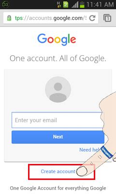 gmail new account create in mobile how to create a new gmail account using mobile phone