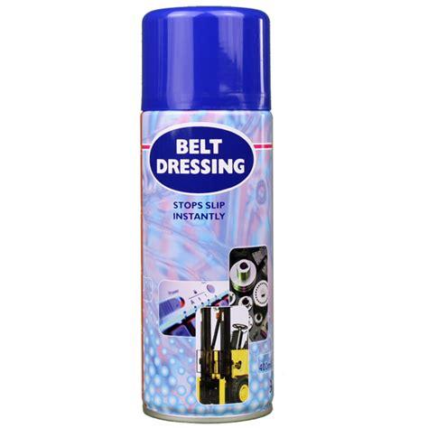belt dressing conveyor belt dressing spray 400ml aerosol