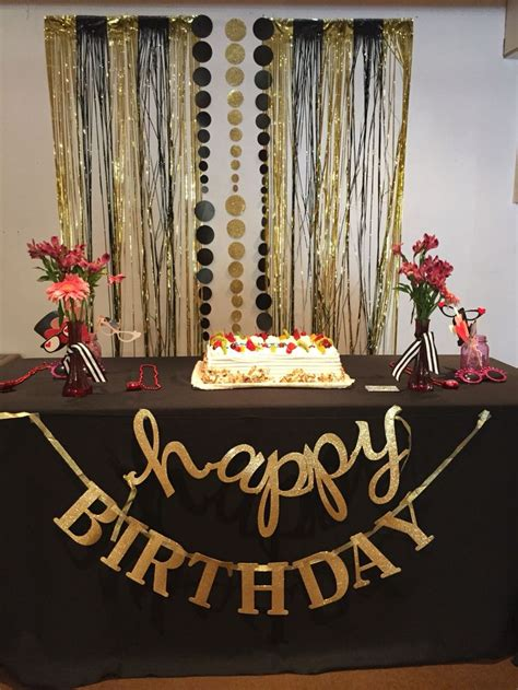 party themes black and gold 25 best ideas about black party decorations on pinterest