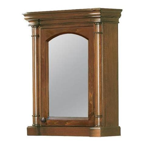 bathroom mirror cabinet home depot magick woods 26 inch wentworth medicine cabinet with