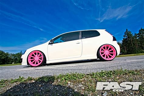 volkswagen gti stance stanced vw mk5 golf gti fast car