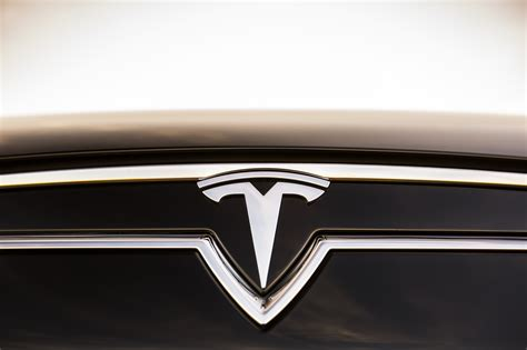 2015 Tesla Model S P85d Front Badge Photo 20