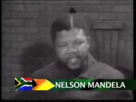 nelson mandela short biography youtube nelson mandela the freedom struggle youtube