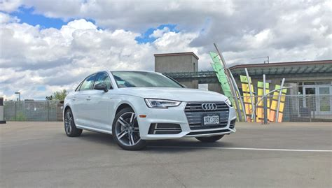 Audi Of Denver Denver S Cheesman Park Neighborhood And The Audi A4