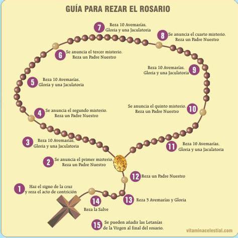 como se reza un rosario para la levantar la cruz cursillistas de cafayate el rezo del santo rosario