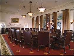 White House Cabinet Cabinet Room White House
