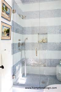 Bath And Shower Surrounds white and blue tile shower contemporary bathroom