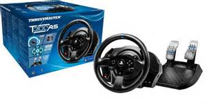 Steering Wheel And Pedals With Clutch For Ps4 Thrustmaster T300 Rs Test Complet Volant Les Num 233 Riques