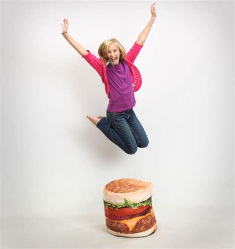 hamburger bean bag cheeseburger bean bag chair
