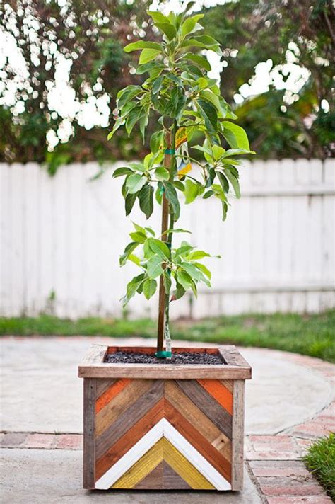 planter box diy top 30 planters diy and recycled