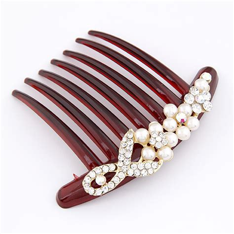 decorative hair combs decorative hair combs china wholesale jewelry beads