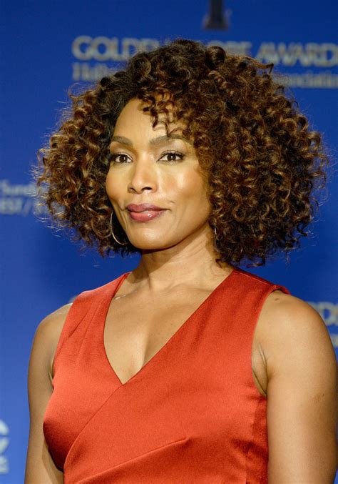 Angela Bassett Hairstyles angela bassett curled out bob newest looks stylebistro