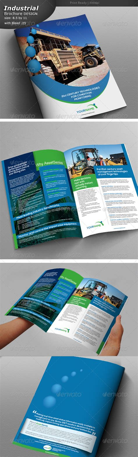 construction company brochure by designcrew graphicriver
