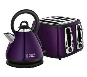 Purple Kettle And Toaster what colour is your kettle page 4 moneysavingexpert forums