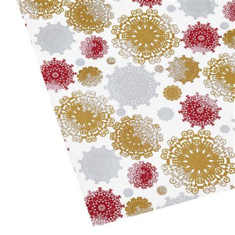 How To Make Tissue Paper Snowflakes - snowflakes tissue paper