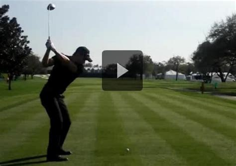 swing in motion 29 best images about pga tour slow motion video on