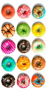 colorful donuts 25 best ideas about donuts on donuts